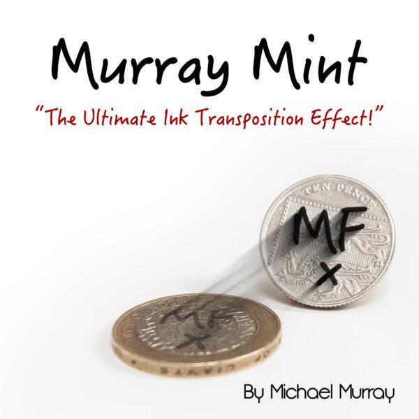 Murray Mint by Michael Murray UK Version Magic Trick