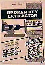 Broken Key Extractor