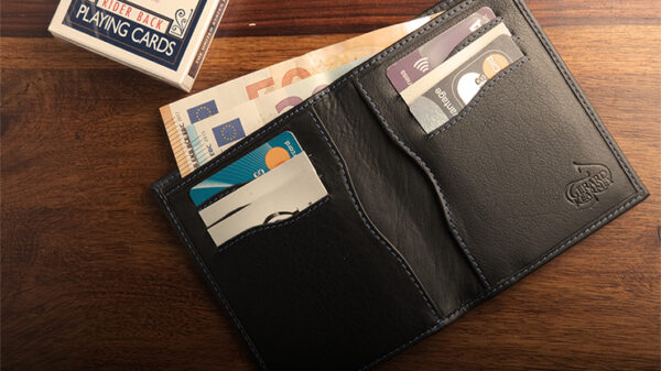 The Rebel Note Wallet (Gimmick and Online Instructions) by Secret Tannery - Trick