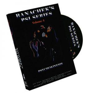 Psi Series by Banachek Volume 4 - DVD