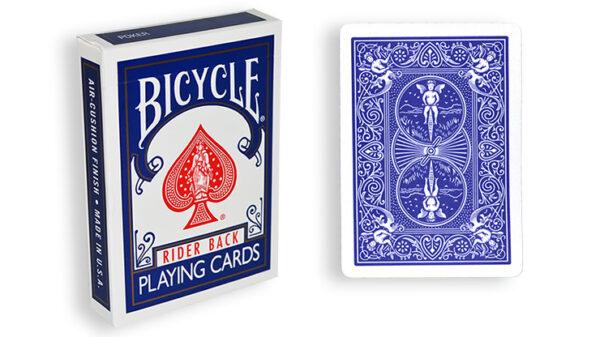 Cheek to Cheek Deck Bicycle (Blue)