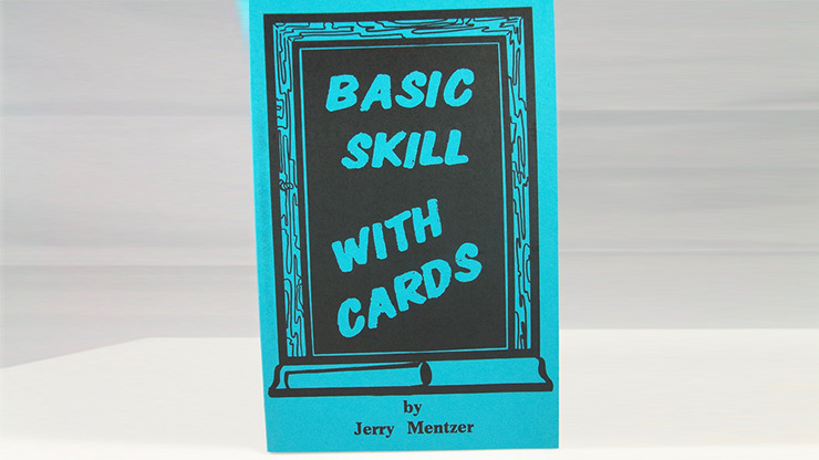 Basic Skill With Cards - Book