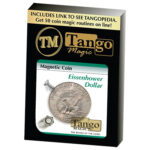 Magnetic Coin (Dollar)D0024 by Tango