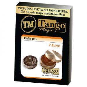 Okito Box 2 Euro (B0004)by Tango Magic
