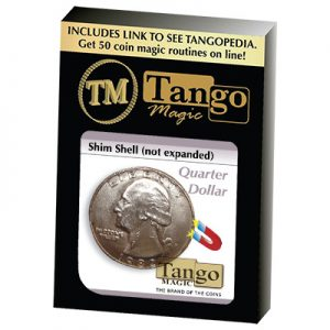 Shim Shell Quarter Dollar by Tango (D0084)