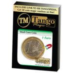Steel Core Coin 1 Euro by Tango (E0023)