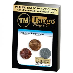 Dime and Penny trick(D0048) by Tango