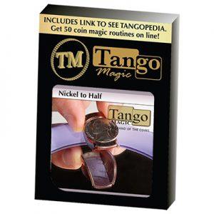 Nickel to Half Dollar by Tango (D0071)