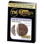 Bite Coin - US Quarter (Internal With Extra Piece) (D0045)by Tango