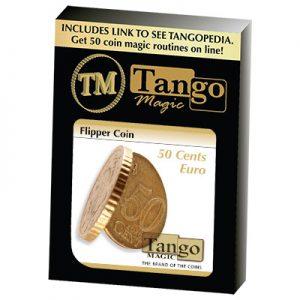 Flipper Coin 50 Cent Euro (E0035) by Tango