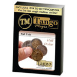 Pull Coin (D0054) (Half Dollar) by Tango