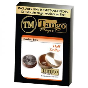 Boston Box (Half Dollar)(B0008) by Tango