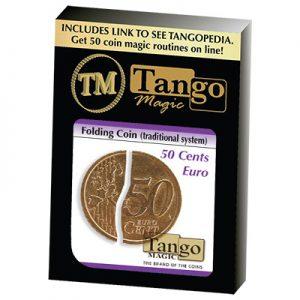 Folding 50 Cent Euro (E0037) by Tango