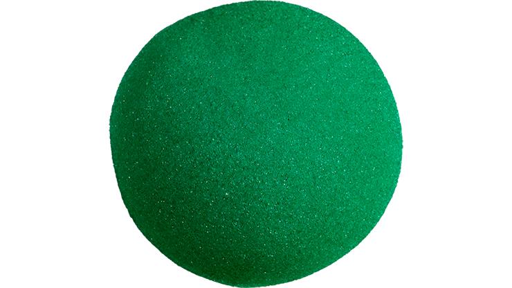 4 inch Super Soft Sponge Ball (Green) from Magic by Gosh (1 each)