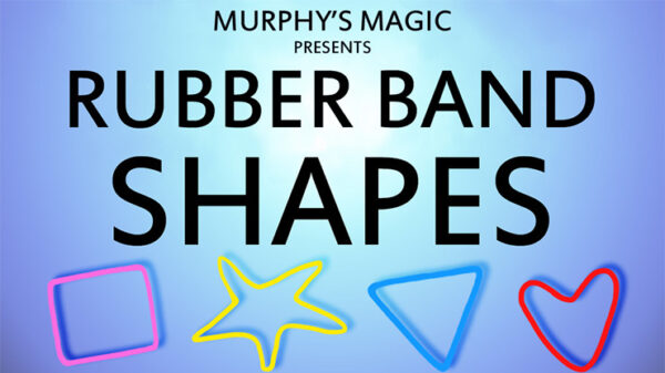 Rubber Band Shapes (heart)