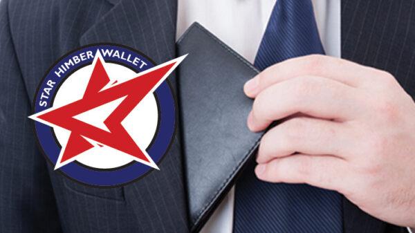 Star Himber Wallet (Large wallet)