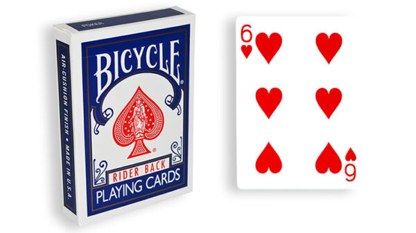 Blue One Way Forcing Deck (6h)