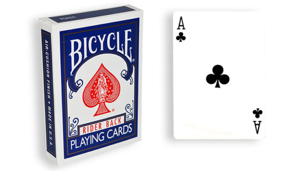 Blue One Way Forcing Deck (ac)