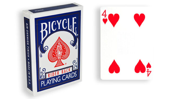 Blue One Way Forcing Deck (4h)