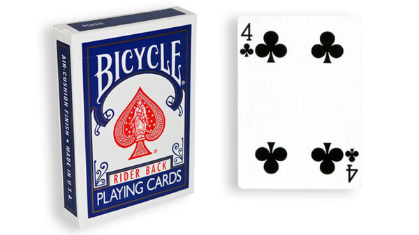 Blue One Way Forcing Deck (4c)