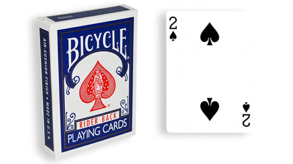 Blue One Way Forcing Deck (2s)