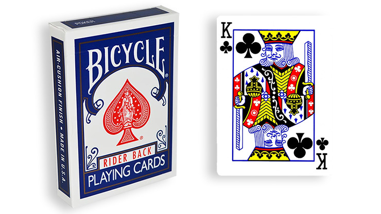 Blue One Way Forcing Deck (ks)