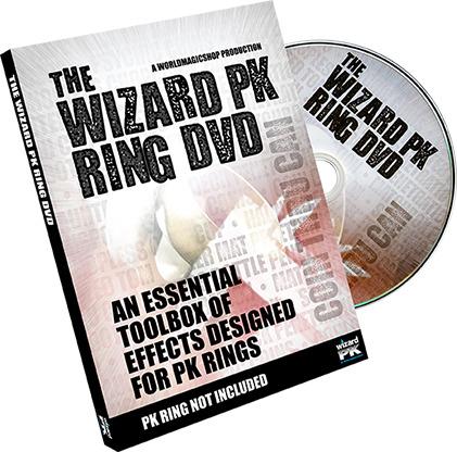 Wizard PK Ring DVD - DVD