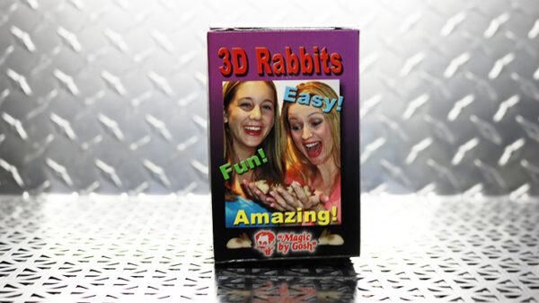 3D Rabbit Set by Goshman