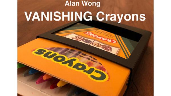 Vanishing Crayons by Alan Wong