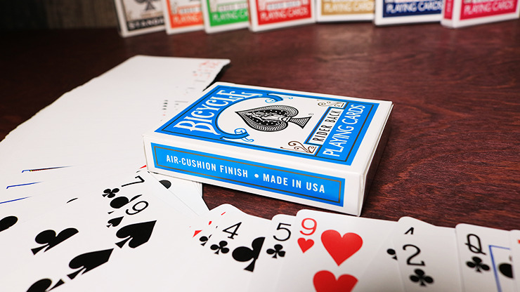 Bicycle Turquoise Playing Cards by US Playing Card