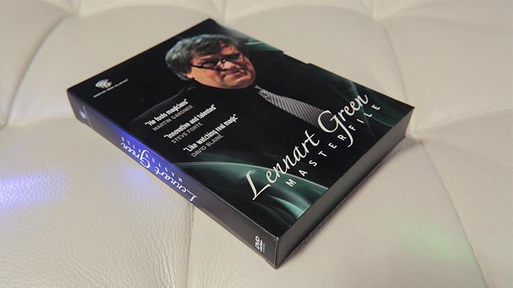 Lennart Green MASTERFILE (4 DVD Set) by Lennart Green and Luis de Matos - DVD