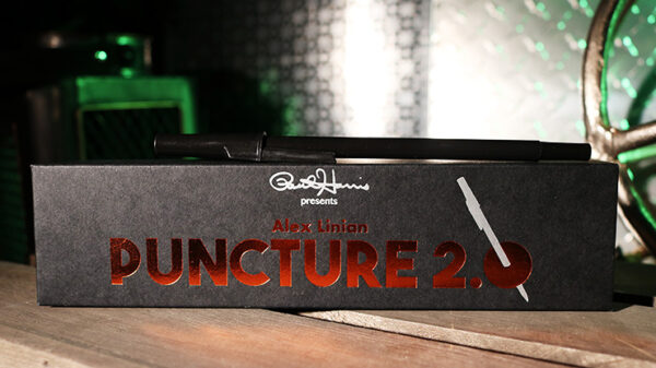 Paul Harris Presents Puncture 2.0 (US Quarter and online instructions) by Alex Linian