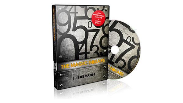 The Magic Square by Luis de Matos - DVD