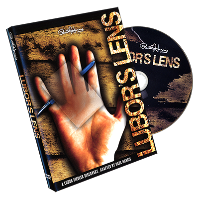 Paul Harris Presents Lubors Lens -