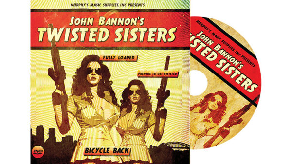 Twisted Sisters 2.0 Mandolin Card by John Bannon