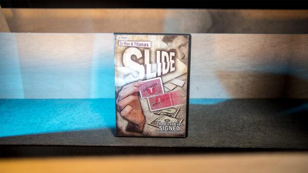 Paul Harris Presents Slide by Titanas and Demon - DVD