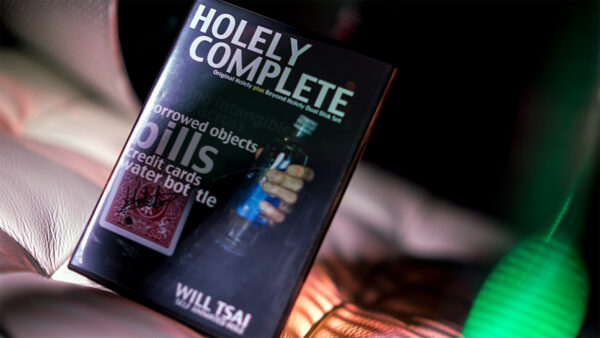 Holely Complete (Original + Beyond Holely) by Will Tsai and SansMinds s