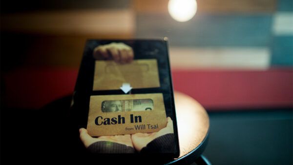 Cash In by Will Tsai and SansMinds s