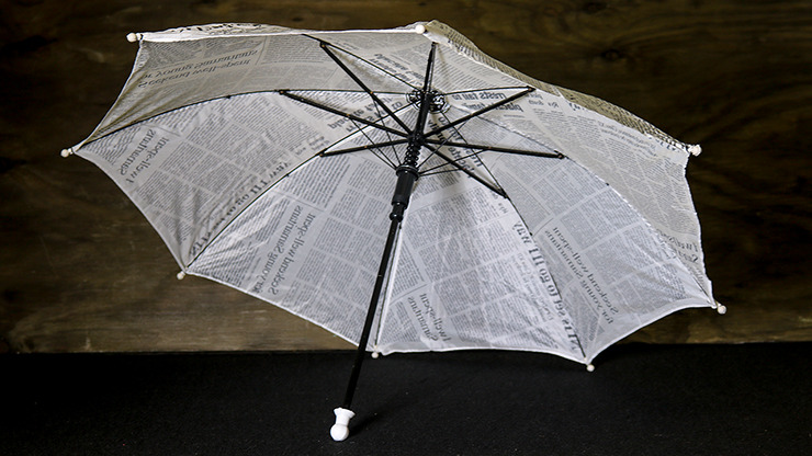 Production Umbrella (News) by Mr. Magic