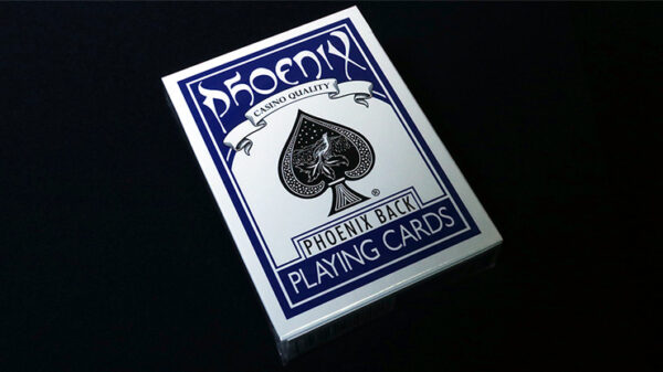 Phoenix Deck (Blue) by Card-Shark
