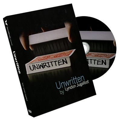 Unwritten (Red) by Lyndon Jugalbot & SansMinds s