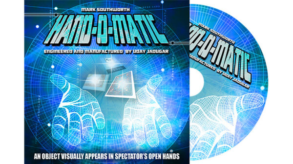 Handomatic by Mark Southworth - DVD