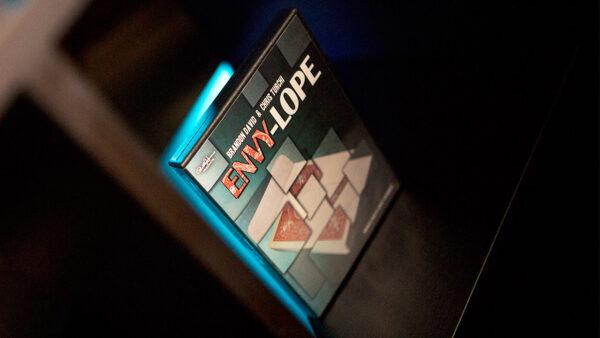 Paul Harris Presents Envylope (RED) by Brandon David and Chris Turchi