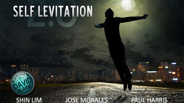 Self Levitation by Shin Lim, Jose Morales & Paul Harris - DVD