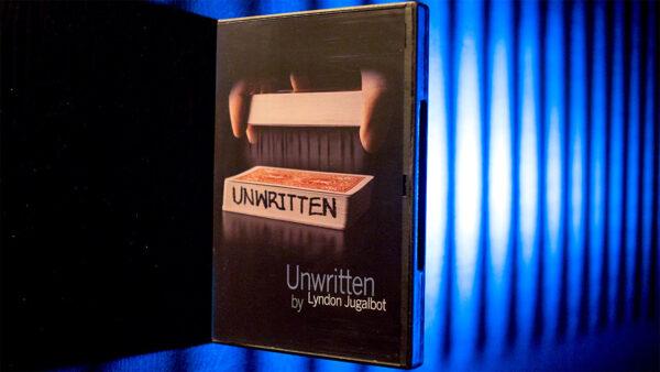 Unwritten (Blue) by Lyndon Jugalbot & SansMinds