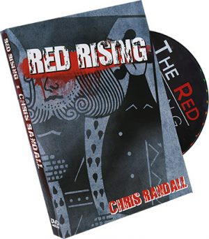 The Red Rising (DVD & Gimmick by Chris Randall