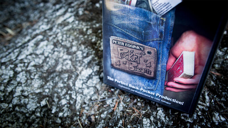 Paul Harris Presents Pocket Bizarre by Peter Eggink & Paul Harris