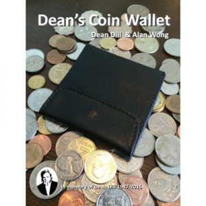 Dean's Coin Wallet by Dean Dill and Alan Wong