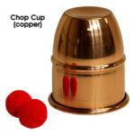 Chop Cup (Copper) by Premium Magic