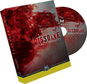 Dissolve by Francis Menotti - DVD